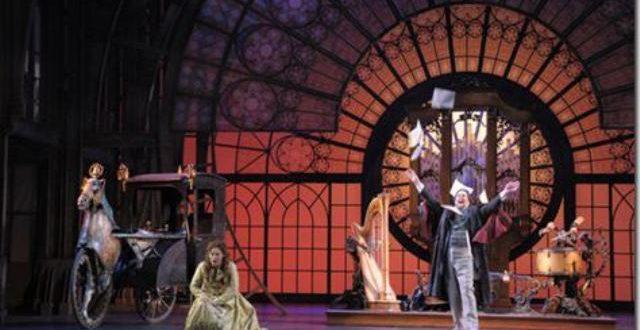 """Утре на сцената на МОБ: Романтичната опера """"Хофманови приказни"""""""