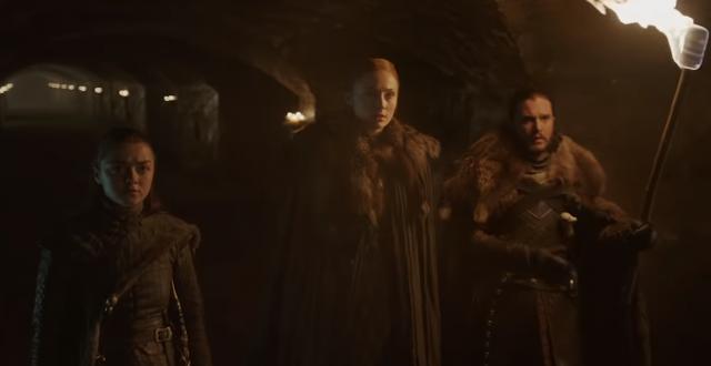 """(ВИДЕО) Се појавиле детали за осмата сезона на """"Игри на престолите"""""""