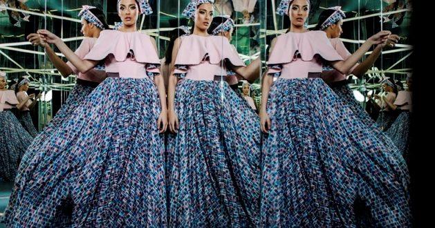 """(ФОТО Галерија) Маја Кикириткова ја претстави својата нова колекција """"Елеазар"""", како и новото модно ателје"""