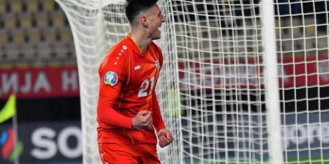 (ФОТО) Елиф Елмас: Гранде Пандев – Среќен сум што сум Македонец!