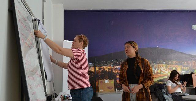 """На """"Скопје Филм Фестивал"""" две работилници: Средба со актерката Анастасија Евграфова"""