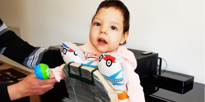 Еден детски живот зависи од нас: Да бидеме хумани и да и помогнеме на Мила!