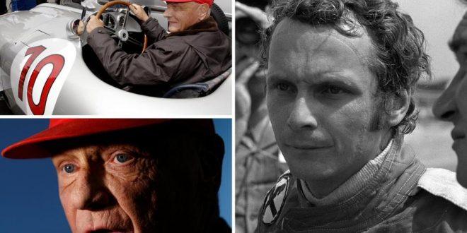 (ВИДЕО+ФОТО) Формула 1 остана без легендата: Почина големиот Ники Лауда