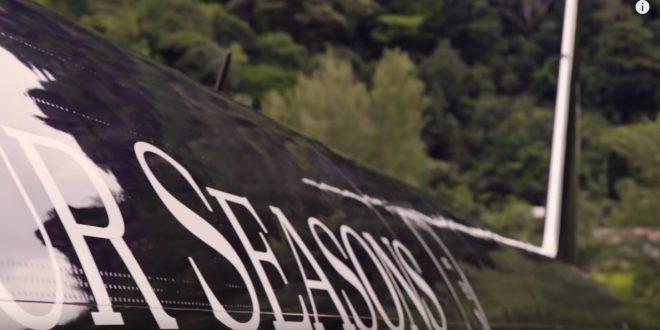 """(ВИДЕО) Ѕирнете во гламурот на """"кралската небеска палата"""": Ова е најлуксузниот авион на светот!"""