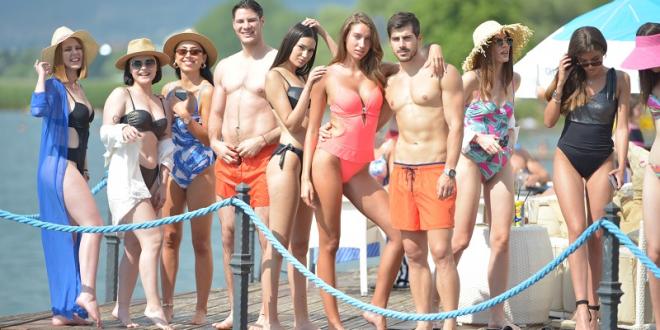Фати забава со LISCA и #MyLiscaVibes го размрдаа Охрид