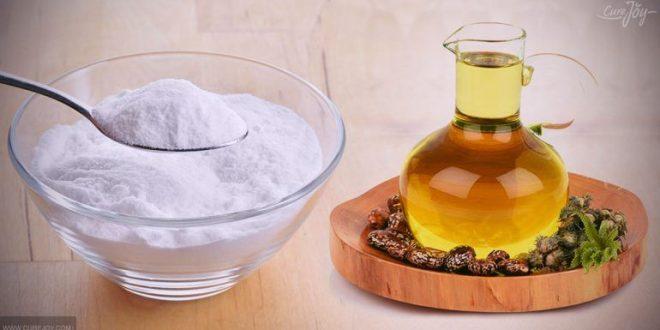 (Рецепт) Рицинусовото масло и сода бикарбона: Лекуваат катаракта, отстрануваат папиломи и брадавици, ја подмладуваат кожата!