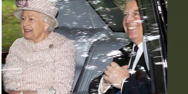 """(ФОТО) После обвинувањата дека е """"педофил"""" кралицата """"се откажува"""" од својот син: Принцот Ендрју не се враќа на кралските должности!?"""