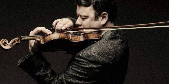 Филхармонија во четврток со концерт на Вадим Глузман, еден од најдобрите виолинисти