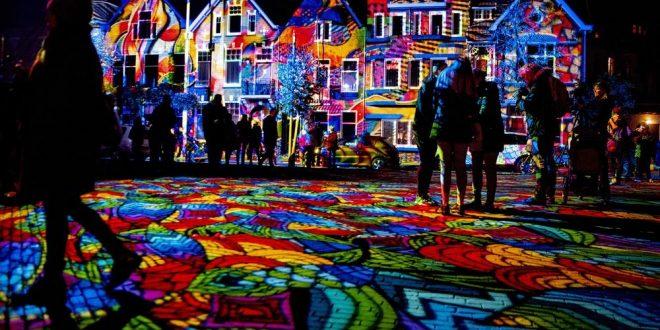 (ФОТО Галерија) КАКО ОД БАЈКИТЕ: Призори од најголемиот фестивал на светлината во светот оставаат без здив!