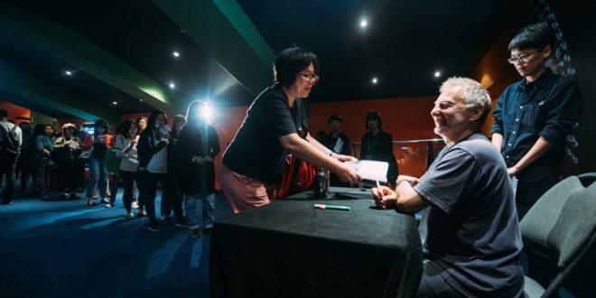 """Азиска премиера на """"Врба"""" : ВО ТАЈПЕЈ РЕДИЦИ ЗА АВТОГРАМ ОД МАНЧЕВСКИ"""