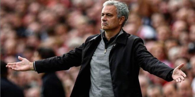 """(ФОТО) """"Специјалниот"""" останува во Лондон: Мурињо нов менаџер на Тотенхем!"""