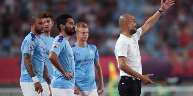 (ВИДЕО) СРАМ ЗА НАВИВАЧИТЕ НА СИТИ: Манчестер Сити соработува со полицијата после срамната сцена кон Фред!