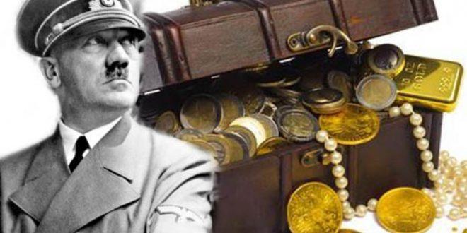 """(ВИДЕО) ТАЈНАТА НА МИЛИЈАРДИТЕ НА ХИТЛЕР: Фирерот на Германците им глумел скромност, а """"се капел"""" во богатство  – но ниту ЦИА не успеала да го најде!"""