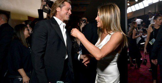 (ВИДЕО+ФОТО) Стручњаците за говор на телото ја анализирале средбата на Џенифер и Бред – Резултатите ќе ве шокираат!
