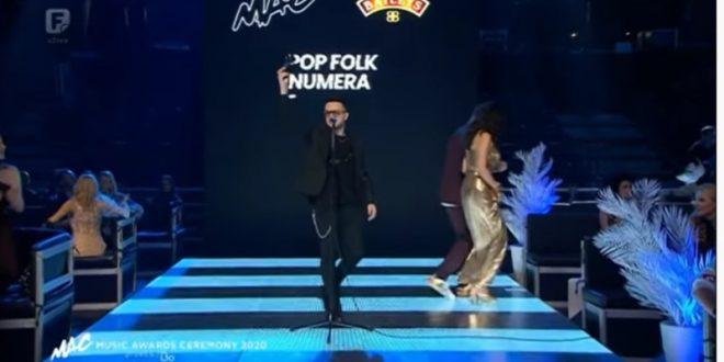 """(ВИДЕО) МАЦ2020: Најдобра песна за Влатко лозановски: """"Доаѓам од Македонија а не од таа земја со додаток што ја спомнавте!"""""""