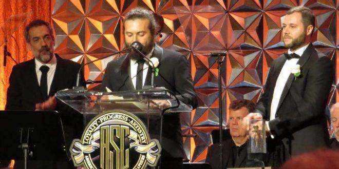 """(ФОТО) Љума и Даут од """"Медена земја"""" добитници на престижната американска награда за кинематографија"""