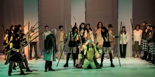 """Во петок во НОБ: Изведба на оперската претстава """"Магбет"""""""
