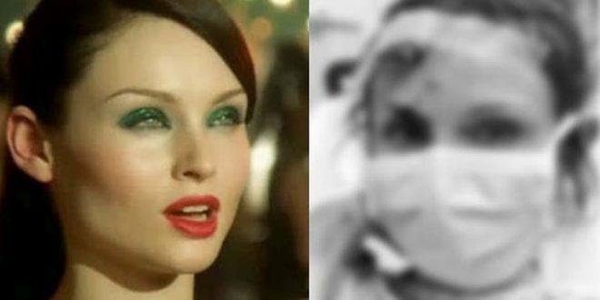 """(ФОТО) Славна пејачка имала несреќа и се јавила од болница: """"Сликата е црно бела да не ја видите сета КРВ!"""""""