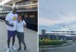 (ВИДЕО+ФОТО) ХРВАТСКА ВО ЧУДО: Славниот кошаркар пристигнал во Сплит со јахта вредна 150. милиони долари!