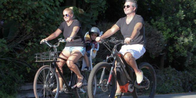 Познатиот продуцент, Сајмон Кауел,после падот од велосипед на операција на 'рбетот