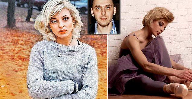 (ФОТО)  Трагичен живот на преубавата руска балерина