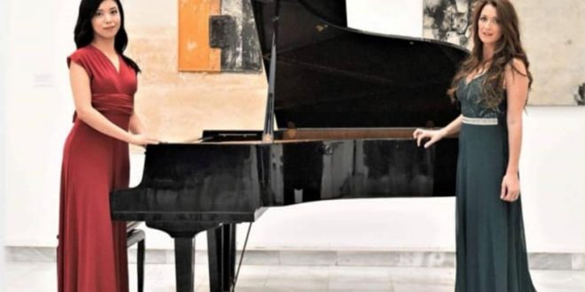 """Македонско – јапонско дуо наградено во Токио за омпозицијата за две пијана """"Дали паметиш Милице"""""""