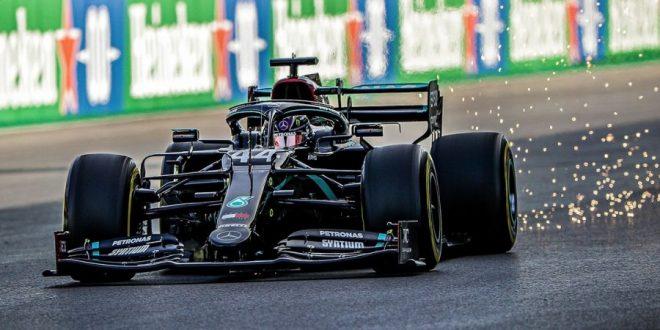 (ВИДЕО+ФОТО) НОВ КРАЛ НА ФОРМУЛА 1 – Луис Хамилтон го собори рекордот на Михаел Шумахер и службено стана најуспешен пилот во историјата на Формула