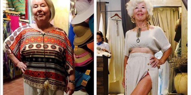 (ФОТО) Во нејзините 70-ти, таа добила тело што го немала ниту во нејзините 20-ти: Сето тоа благодарение на овие едноставни правила!