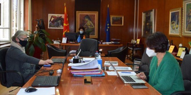 Одржана е конститутивната седница на Националната комисија за УНЕСКО