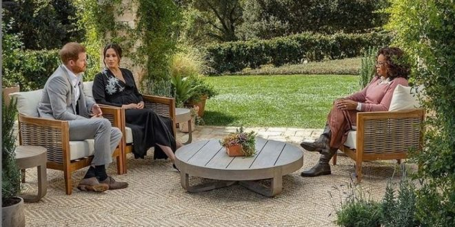 (ФОТО) На повидок нов скандал!? Хари снимил емисија со Опра, Лејди Гага, Глен Клоуз…! Принцот главен двигател, била вмешана и Меган!