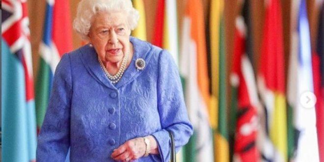 (ФОТО) Британците пишуваат дека кралицата одбива да го потпише одговорот на интервјуто на Меган и Хари!