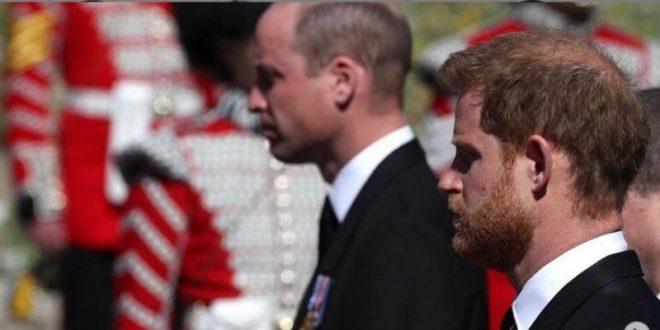 (ФОТО) За што зборувале кралските браќа? Експертите читале од усните!
