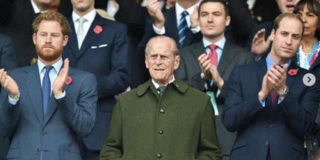 """(ФОТО)  Принцот Филип и кралското семејство: Погребот е """"идеална прилика"""" за завршување на расколот – вели бивш британски премиер"""