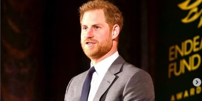 """(ФОТО) Принцот Хари открил досега непознати детали:""""Со Меган се среќавав во супермаркет!"""""""