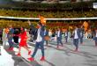 (ВИДЕО+ФОТО) Македонското знаме се развеа на отворањето на Олимписките игри во Токио