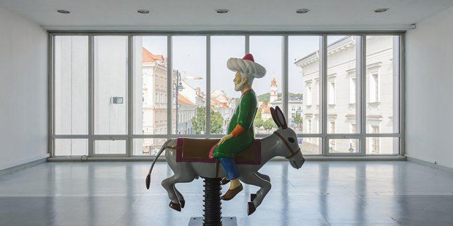 """Утревечер во МСУ се отвора меѓународната изложба """"Гледај тука сум без простор"""""""