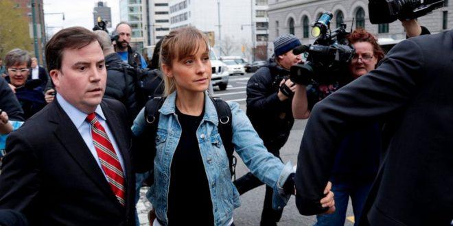 (ФОТО) Глумицата се пријавила во затвор на отслужување на казната поради злосторствата поврзани со култот